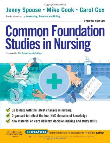 9780443101540: Common Foundation Studies in Nursing