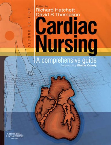 Cardiac Nursing Book