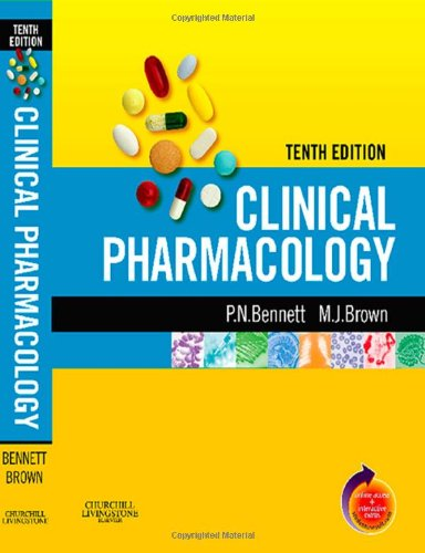 9780443102448: Clinical Pharmacology: With STUDENTCONSULT Access, 10e