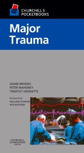 9780443102554: Churchill's Pocketbook of Major Trauma, 1e (Churchill Pocketbooks)