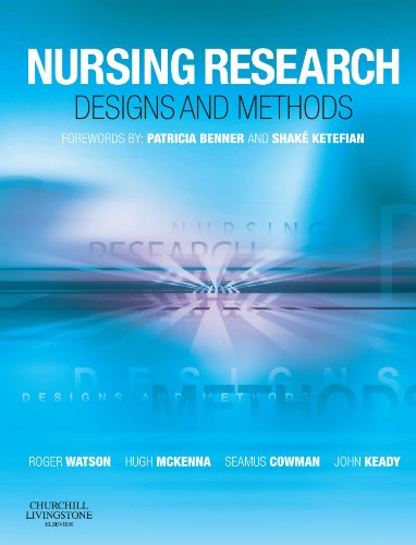 9780443102776: Nursing Research: Designs and Methods, 1e