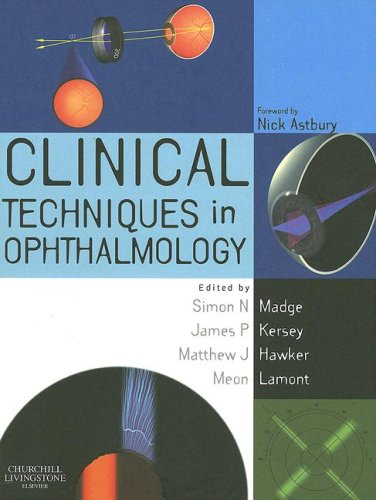 9780443103049: Clinical Techniques in Ophthalmology, 1e