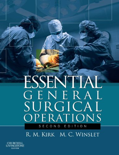 9780443103148: Essential General Surgical Operations, 2e
