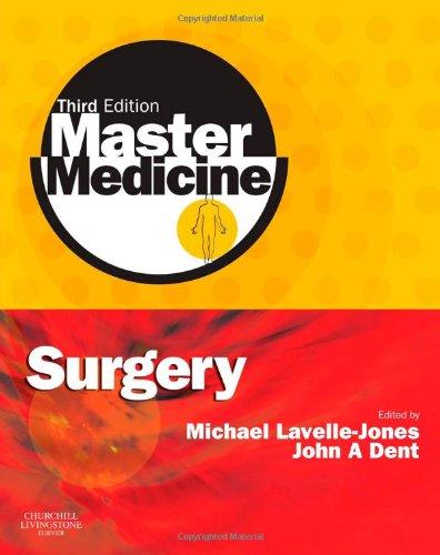 9780443103339: Master Medicine: Surgery, 3e