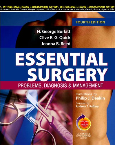 9780443103469: Essential Surgery : Problems, Diagnosis and Management