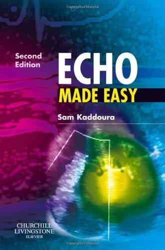 9780443103636: Echo Made Easy, 2e