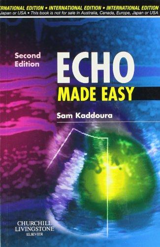 9780443103643: Echo Made Easy