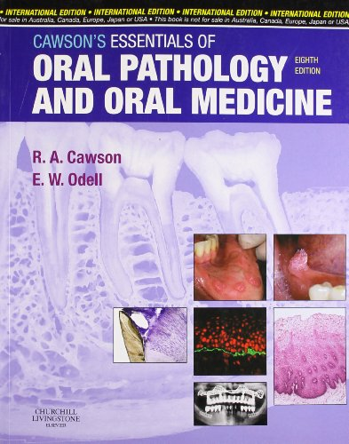 9780443103650: Cawson's Essentials of Oral Pathology and Oral Medicine