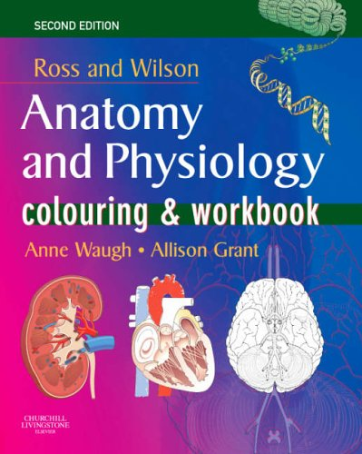 9780443103681: Ross and Wilson's Anatomy and Physiology Colouring and Workbook