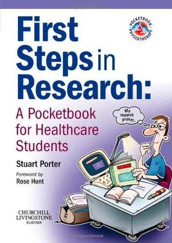 9780443103988: First Steps in Research: A Pocketbook for Healthcare Students, 1e (Physiotherapy Pocketbooks)