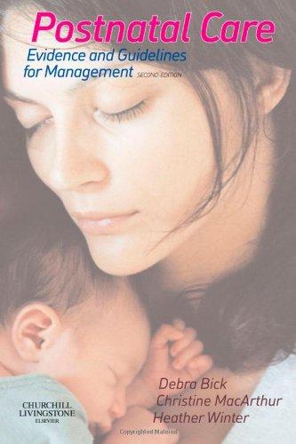 9780443104008: Postnatal Care, 2e
