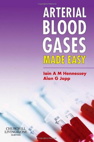 9780443104145: Arterial Blood Gases Made Easy, 1e