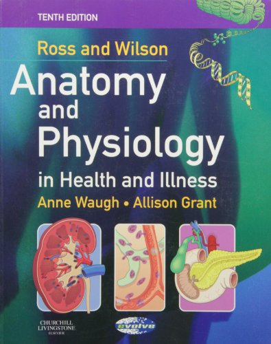 9780443104169: Ross & Wilson Anatomy and Physiology in Health and Illness - Text, Colouring Book and Workbook Package, 10e