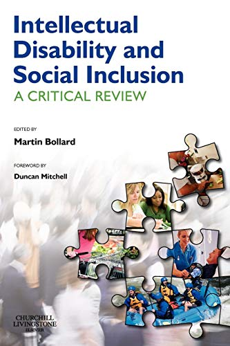 9780443104183: Intellectual Disability and Social Inclusion: A Critical Review, 1e