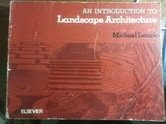 9780444001467: Introduction to Landscape Architecture