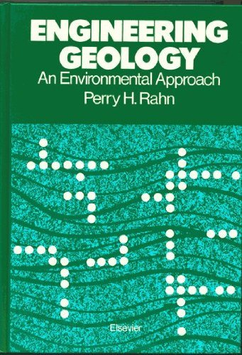 9780444009425: Engineering Geology: An Environmental Approach