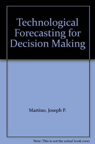 9780444009791: Technological Forecasting for Decision Making