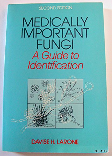 9780444011183: Medically Important Fungi: A Guide to Identification