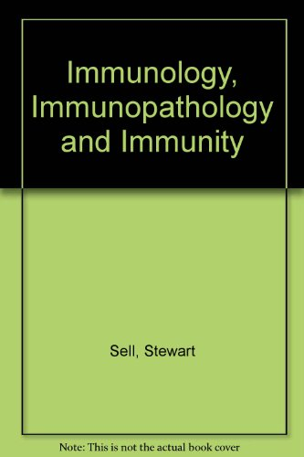 9780444011374: Immunology, Immunopathology and Immunity