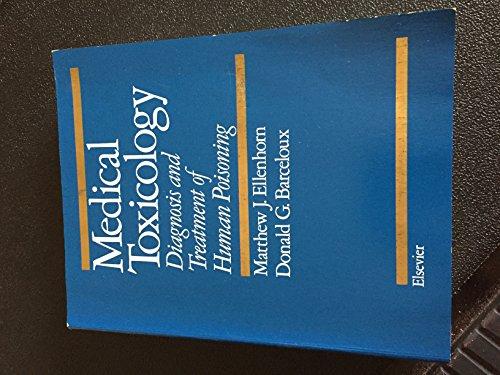 Medical Toxicology: Matthew J. Ellenhorn;