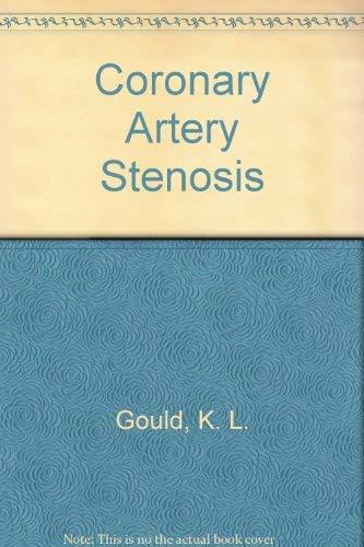 9780444015440: Coronary Artery Stenosis