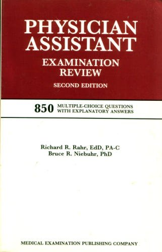 9780444016430: Physician Assistant Examination Review