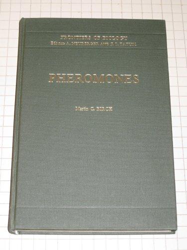9780444106049: Pheromones (Frontiers of biology ; v. 32)