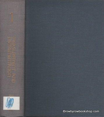 Measurement and Instrumentation, Volume I: Striker, Dr. Gy., Judit Solt, E. Nika, and T. Kemeny, ...