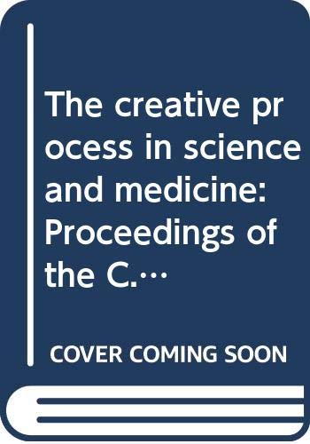 The Creative Process in Science and Medicine: Hans A. Krebs;