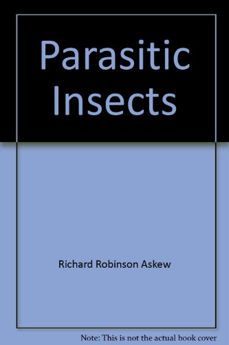 9780444196293: Parasitic insects