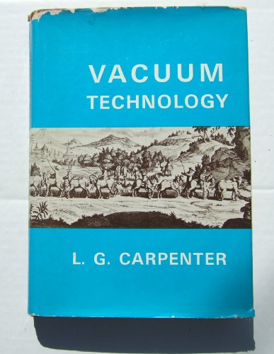 9780444196705: Vacuum technology;: An introduction,
