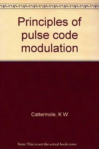 Principles of pulse code Modulation: K. W. Cattermole
