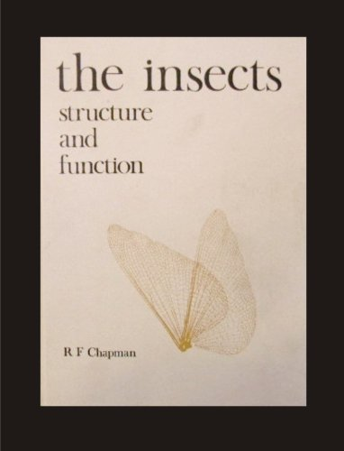 9780444197580: The Insects. Structure and Function.