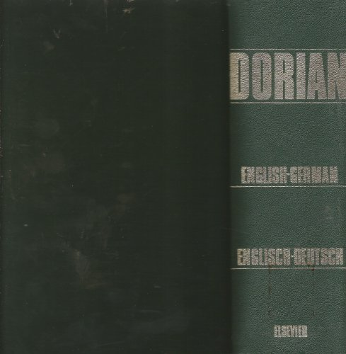 Dictionary of Science and Technology: English-German v. 1