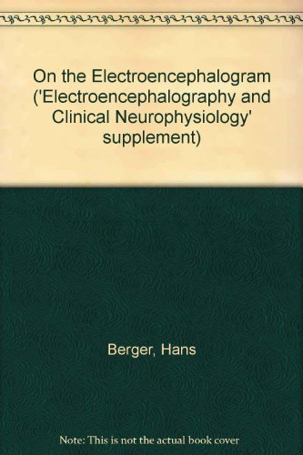 9780444407399: On the Electroencephalogram of Man (Electroencephalography and Clinical Neurophysiology Supplement No. 28)