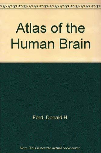 9780444408907: Atlas of the Human Brain
