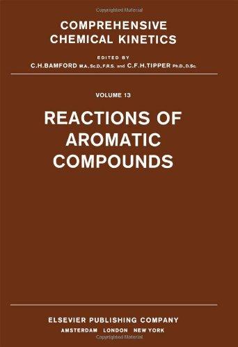 Comprehensive Chemical Kinetics: Volume 13: Reactions of