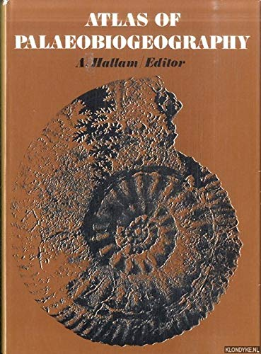 9780444409751: Atlas of Palaeobiogeography