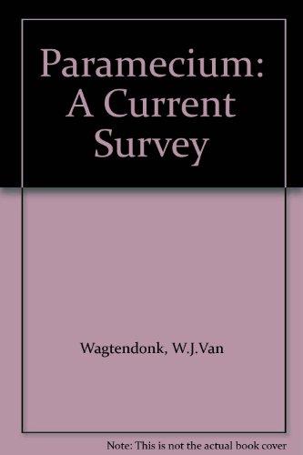 9780444411471: Paramecium: A Current Survey