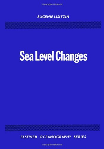 9780444411570: Sea Level Changes (Oceanography, Vol 8)