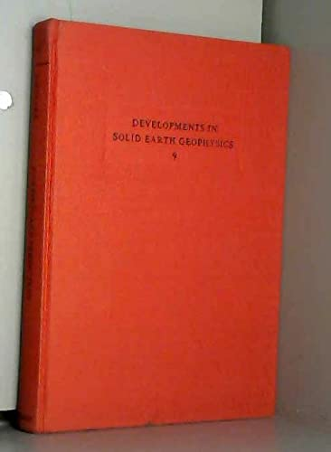 DEVELOPMENTS IN SOLID EARTH GEOPHYSICS 9: EARTHQUAKE PREDICTION.: Rikitake, Tsuneji.