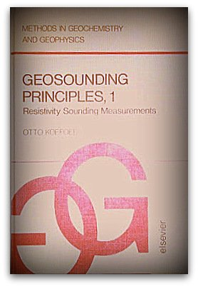 Geosounding Principles: Resistivity Sounding Measurements (Methods in: Koefoed, O.