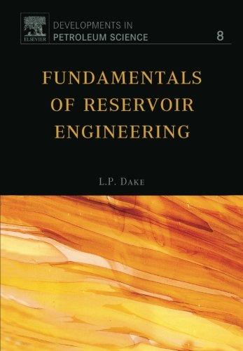 9780444418302: Fundamentals of Reservoir Engineering, Volume 8 (Developments in Petroleum Science)