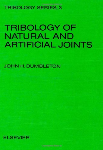 9780444418982: Tribology of Natural and Artificial Joints