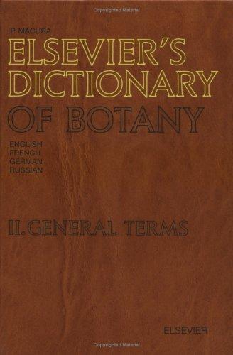 General Terms Vol. 2 : In English,: Paul Macura; Jeffrey