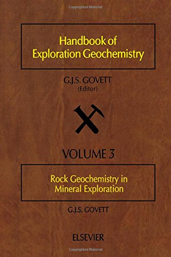 9780444420213: Rock Geochemistry in Mineral Exploration (Handbook of Exploration Geochemistry, Vol. 3)