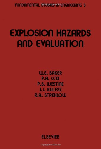 9780444420947: Explosion Hazards and Evaluation (Fundamental Studies in Engineering: Vol.)