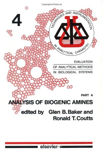 9780444421104: Evaluation of Analytical Methods in Biological Systems: Analysis of Biogenic Amines Pt. A (Techniques & Instrumentation in Analytical Chemistry)