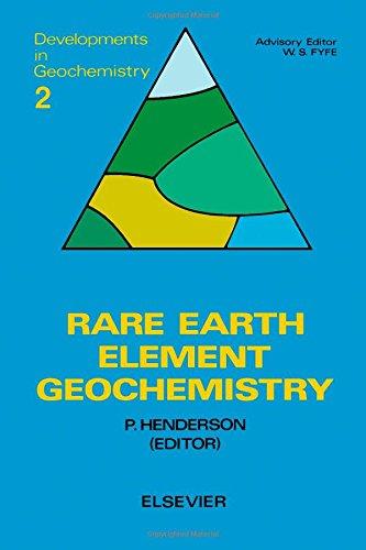 9780444421487: Rare Earth Element Geochemistry (Developments in Geochemistry)
