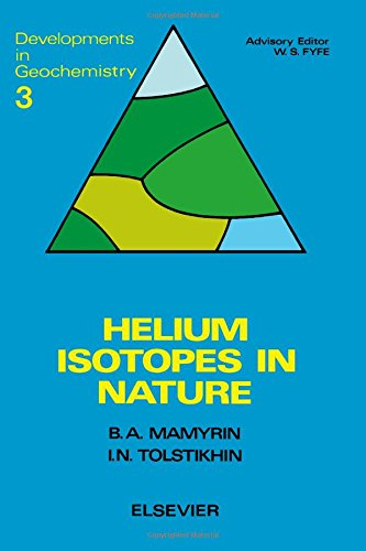 9780444421807: Helium Isotopes in Nature (Developments in Geochemistry)